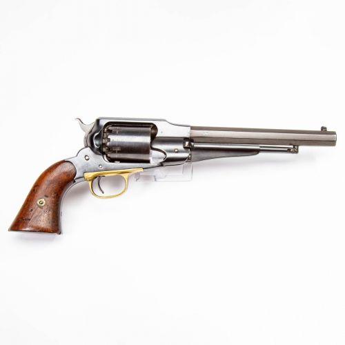 Civil War Remington New Model Army Revolver (Re-blued) serial # 88682