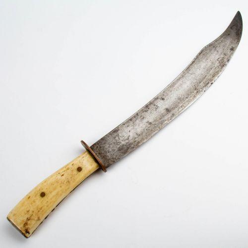 Large Western Bowie Knife
