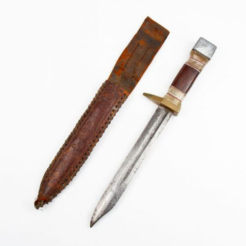 WWII USN Theatre Made Knife