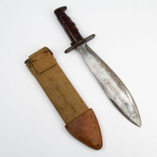 WWI US Trench Bolo Knife M1917