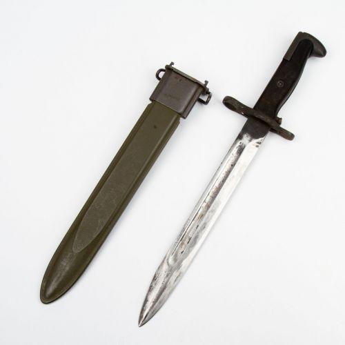 WWII M1 Garand Bayonet (OL -Oneida Limited 1942-1943)