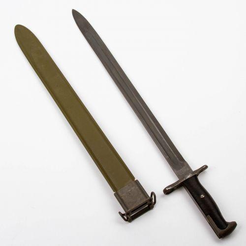 M1 Garand WWII Bayonet (Wilde Tool 1943)