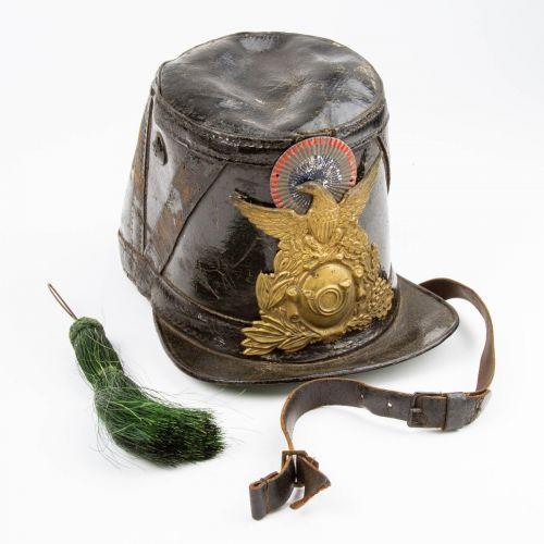 Civil War French Infantry Shako