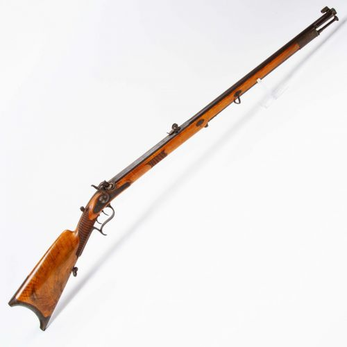 19th Century German Percussion Jager Rifle