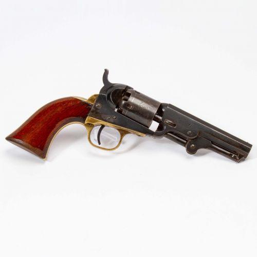Colt Model 1849 Pocket Revolver Model serial #31555