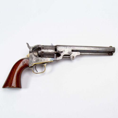 Manhattan Navy Revolver