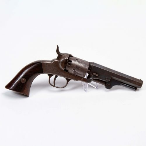 1st Model Bacon Pocket Revolver