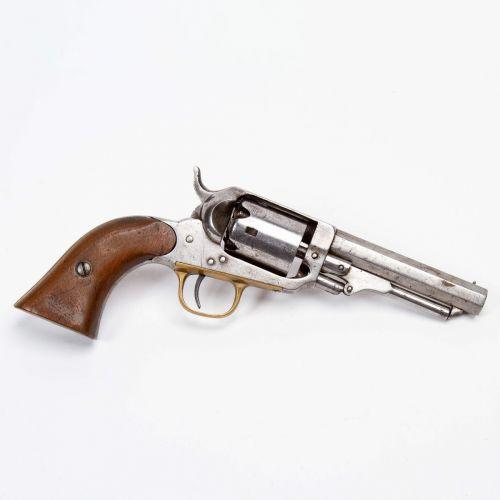 Whitney Pocket Revolver (1st Type/2nd Model)