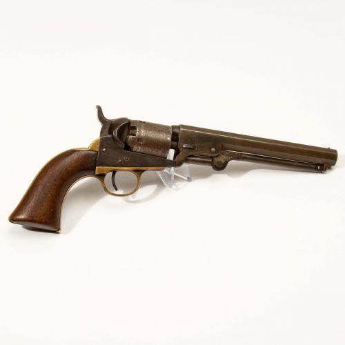 Colt Model 1849 Pocket Revolver serial #80244