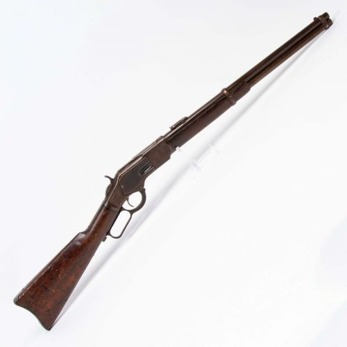 Winchester 1873 Saddle Ring Carbine