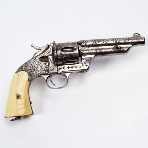 Factory Engraved Merwin & Hulbert Army Revolver