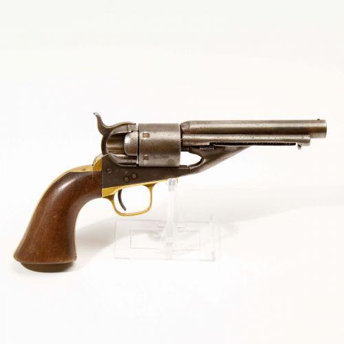 Colt Model 1861 Navy Conversion Revolver