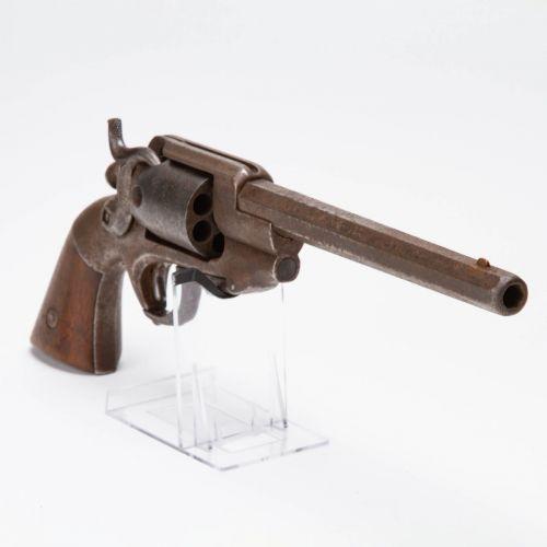 Allen & Wheelock Side Hammer Navy Revolver 1858-1861, #320