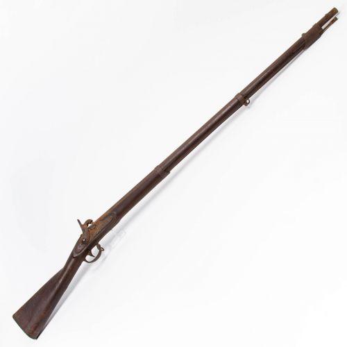 SOLD Model 1816 Springfield Cone Conversion Musket (1837)