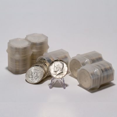 Set of 100: 1964 Silver Kennedy Half Dollars Brilliant Uncirculated