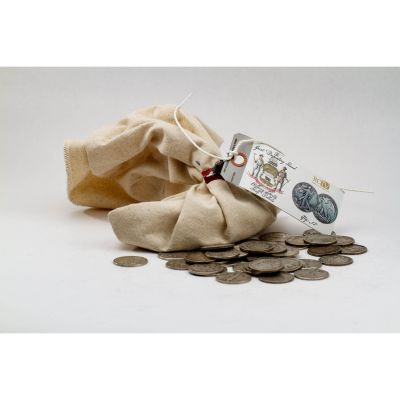 Bag of 50: Varied Date Walking Liberty Half Dollars Circulated