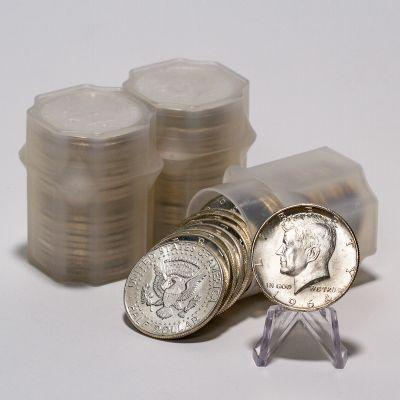 Set of 60: 1964 Silver Kennedy Half Dollars Brilliant Uncirculated