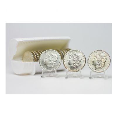 Twenty Different Dates/Mintmarks Morgan Dollar BU