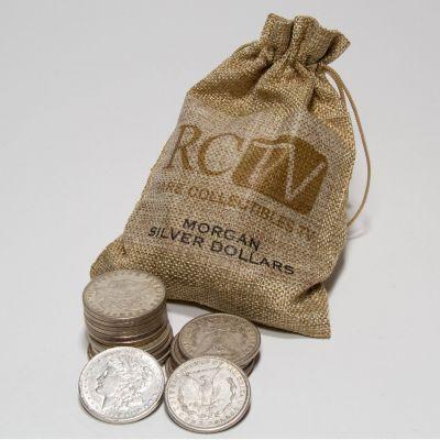 Bag of 50: 1921-P Morgan Dollars Circulated