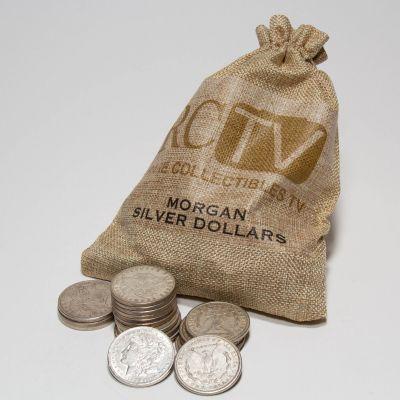 Bag of 100: 1921-P Morgan Dollars Circulated