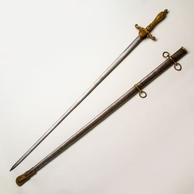 Model 1840 Medical Staff Officer's Sword