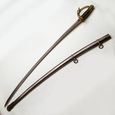 Model 1860 Civil War Cavalry Sword