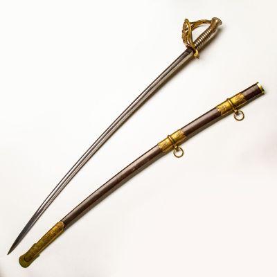 Stunning Presentation Grade Cavalry Officer's Sword