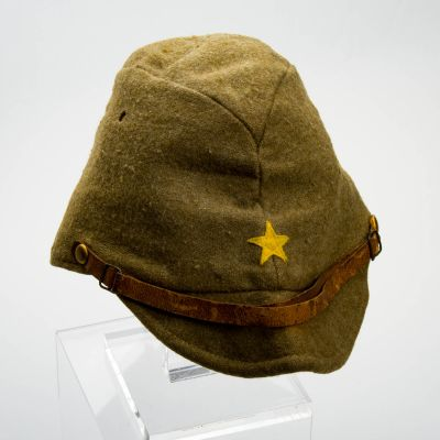 """Japanese WWII Army Hat 11"""" x 6"""""""