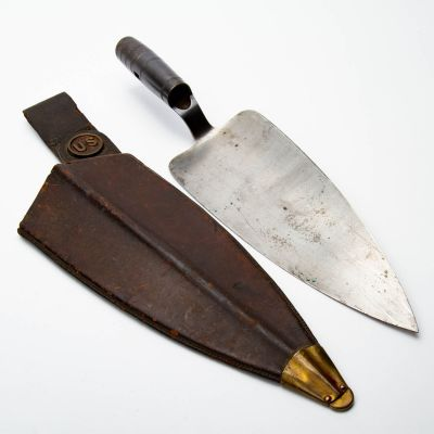 "US Model 1873 Trowel Bayonet 10"" Blade"