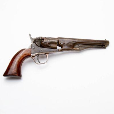 Model 1862 Colt Police Revolver Serial #11730