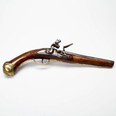 18th Century Ottoman Flintlock Pistol