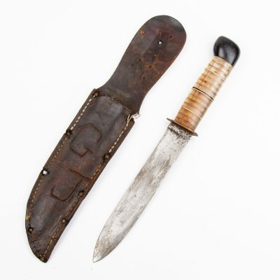 WWII U.S. Theatre Made Knife