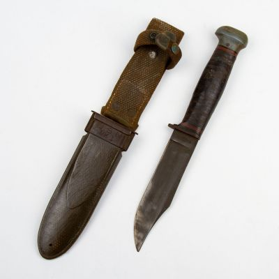 WWII USN MK1 Utility Knife