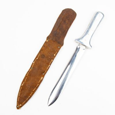 WWII Theatre Made Knife