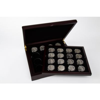 Exceptional 20 Morgan Silver Dollar Collection BU